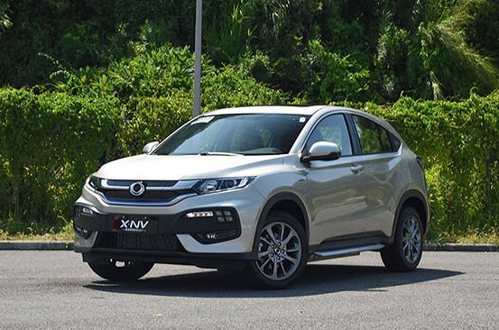售16.98-17.98万 东风Honda X-NV正式上市