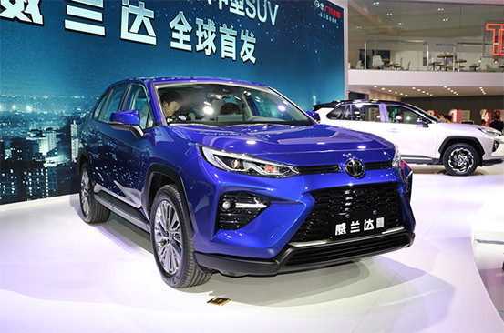 威兰达/奔驰GLB领衔 广州车展重磅SUV盘点