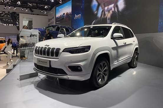 实拍全新Jeep自由光