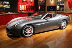 取代FF 法拉利GTC4Lusso日内瓦车展首发