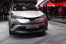 丰田C-HR量产版 | 全球首发