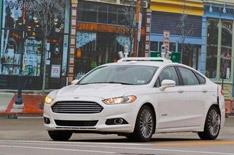 福特自动驾驶测试车规模扩大三倍