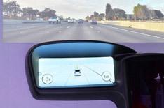 英伟达全新自动驾驶技术亮相