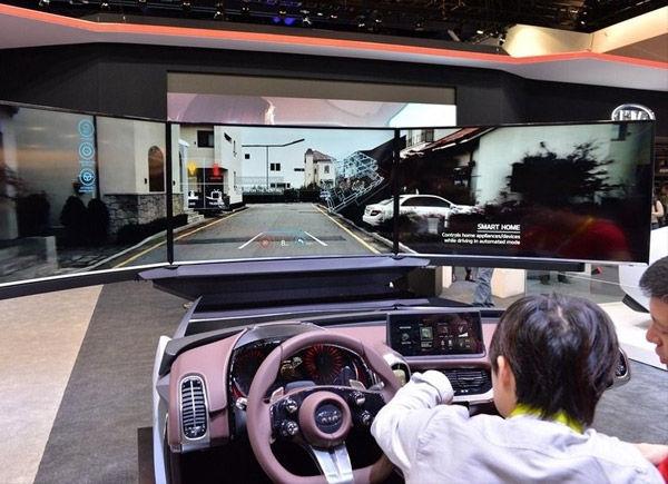 起亚发布自动驾驶汽车品牌Drive Wise
