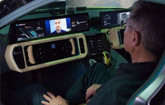 CES展哈曼推司机监控系统