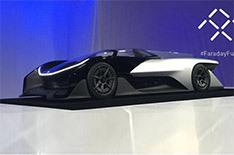 乐视超级汽车FFZERO1