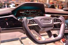 CES变车展 靠的就是这些汽车新技术