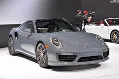 新款保时捷911 Turbo发布