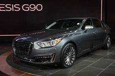Genesis G90新车图解
