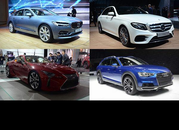 即将引入/国产 北美车展这十款新车值得期待