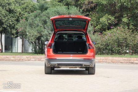280TSI 自动两驱舒适版