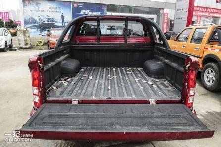 2.8T S系列柴油四驱自动至尊版国V