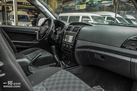 2.8T E3 柴油两驱舒适版BJ493ZLQ4