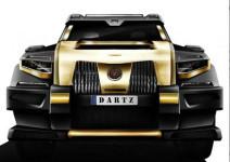 俄罗斯Dartz打造全新黑蛇SUV