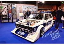 Forge Motorsport改装大众高尔夫MK1 GTi Berg Cup