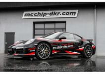 保时捷911Turbo S全新三级动力升级