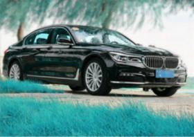 全新BMW7系 混凝土丛林中的内心选择