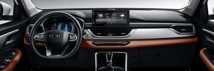 7万级超值精品SUV 全新远景X6