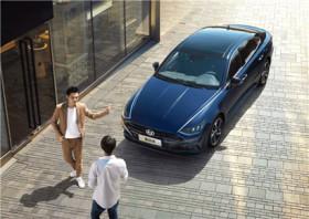 第十代索纳塔用贴心打造用车新享受