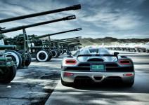 终结者幽灵超跑Koenigsegg