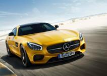 热血沸腾 高性能跑车AMG GT鉴赏