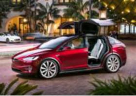 特斯拉Model X 售价百万来一辆?