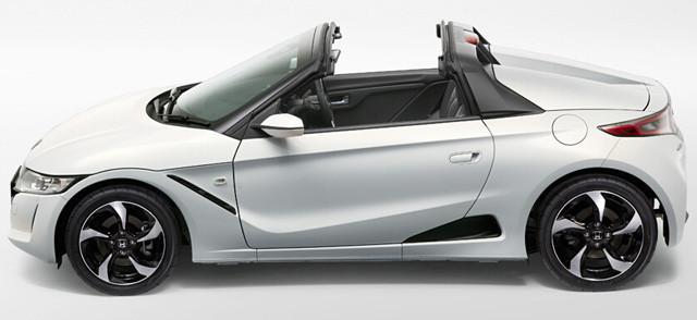 仅售10万元的的敞篷跑车 本田S660公布售价