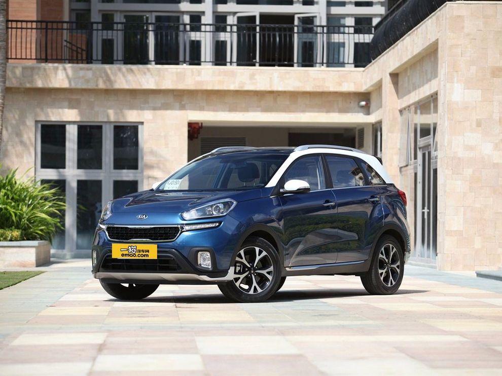 东风悦达起亚计划推全新SUV 定位KX3之上高清图片