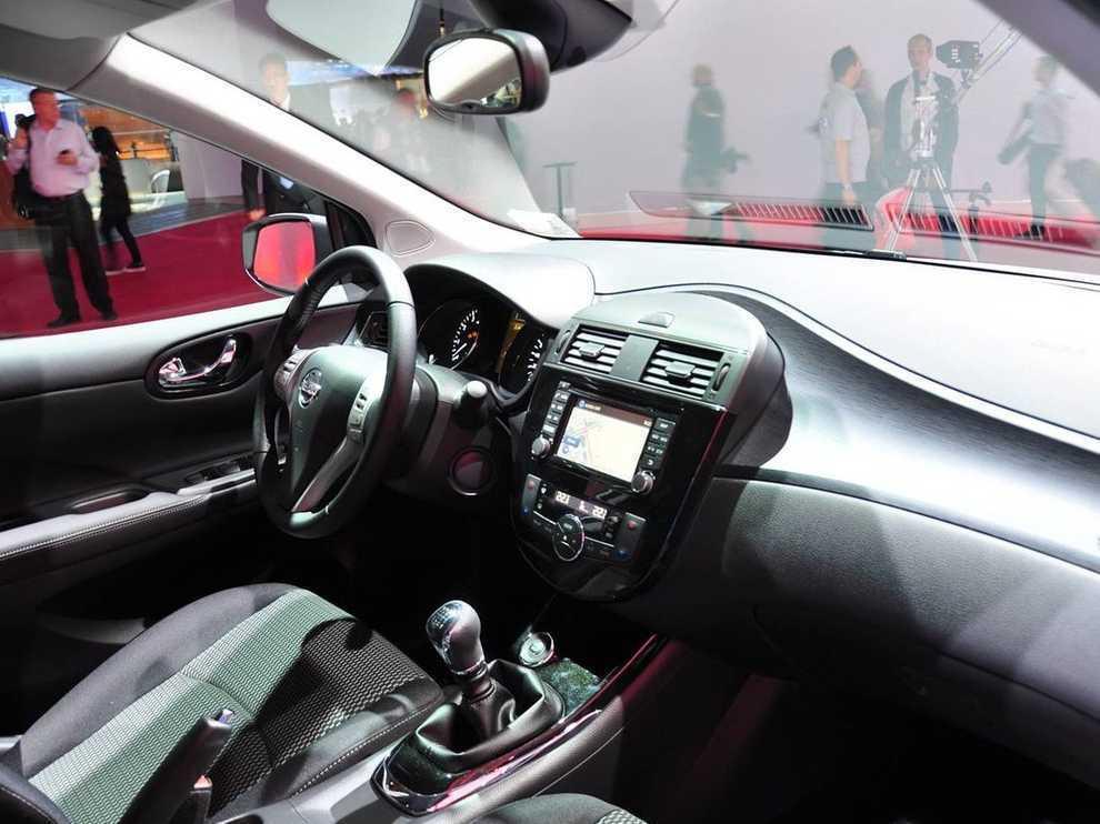 新天籁 新轩逸等 东风日产2016年将推4款新车高清图片